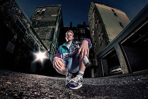 Mighty McFluff Portrait - Konzertfotos, Eventfotos, Festivalfotos & Bandfotos von Dominik Brüchler