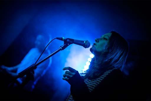 Mond @ kleinLAUT Festival, Kulturrevier Radbod Hamm - Konzertfotos, Eventfotos, Festivalfotos & Bandfotos von Dominik Brüchler