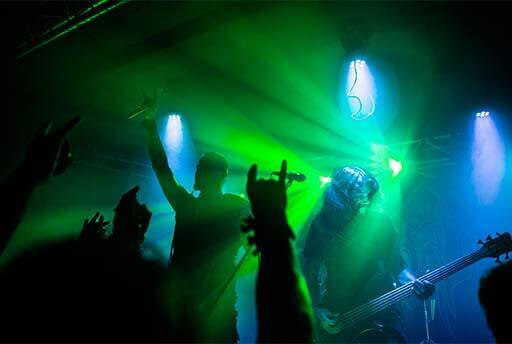 Negator @ Lex Talionis Tour, Helvete Oberhausen - Konzertfotos, Eventfotos, Festivalfotos & Bandfotos von Dominik Brüchler